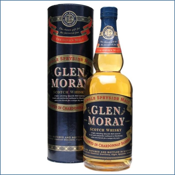 Glen Moray Chardonnay Cask Mellowed 70cl 40%