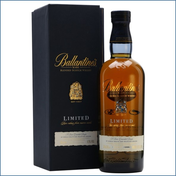 Ballantine's Limited 70cl 43%