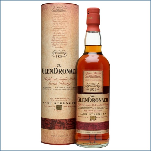 Glendronach Cask Strength Batch 1 70cl 54.8%