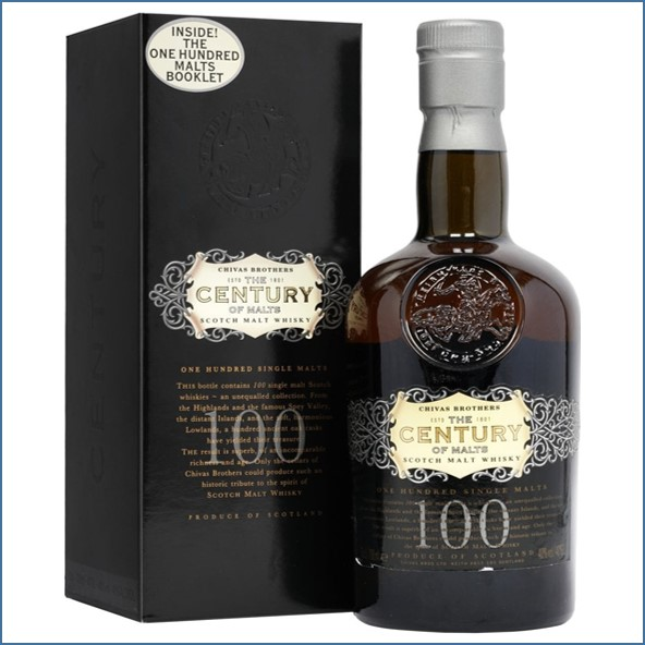 Chivas Regal The Century of Malts Limited Edition Released 1995 70cl 40%