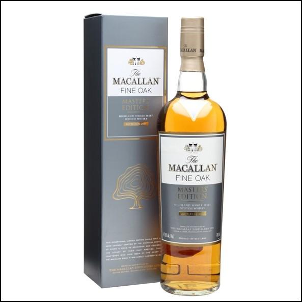 收購麥卡倫特選/Macallan Fine Oak Masters' Edition Fine Oak 42.8%