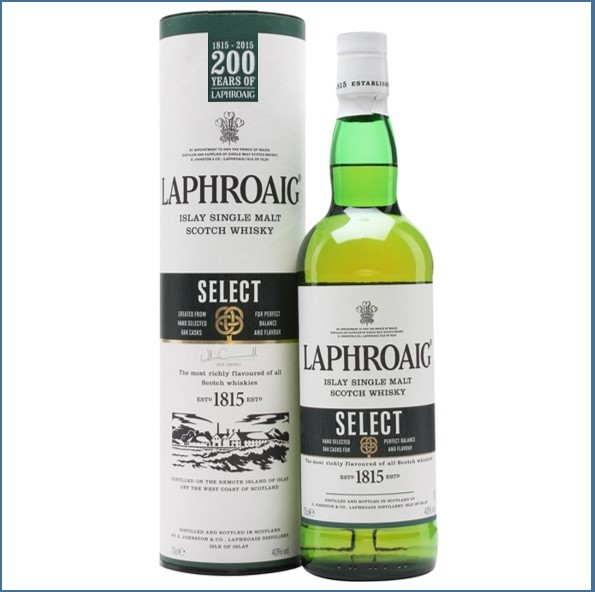 拉弗格收購Laphroaig Select 200th Anniversary 70cl 40%