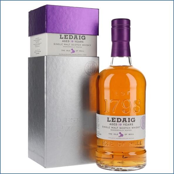 收購里爵19年  Ledaig 19 Year Old 1998 Oloroso 70cl 46.3%