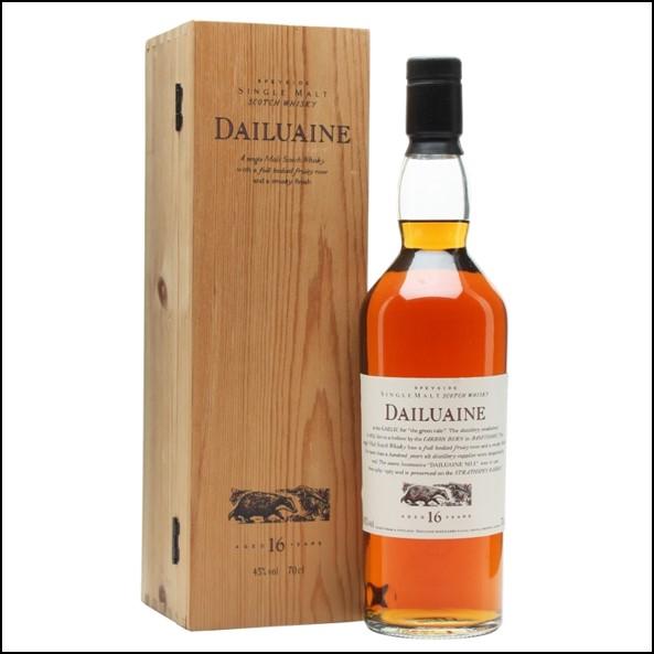 收購大雲威士忌/ Dailuaine 16 Year Old Flora & Fauna 1st Release Speyside Single Malt Scotch Whisky 70cl 43%