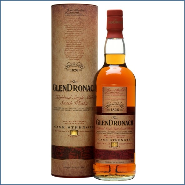Glendronach Cask Strength Batch 3 70cl 54.9%