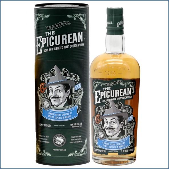 The Epicurean Cask Strength -Munich Edition 70cl 53.6%