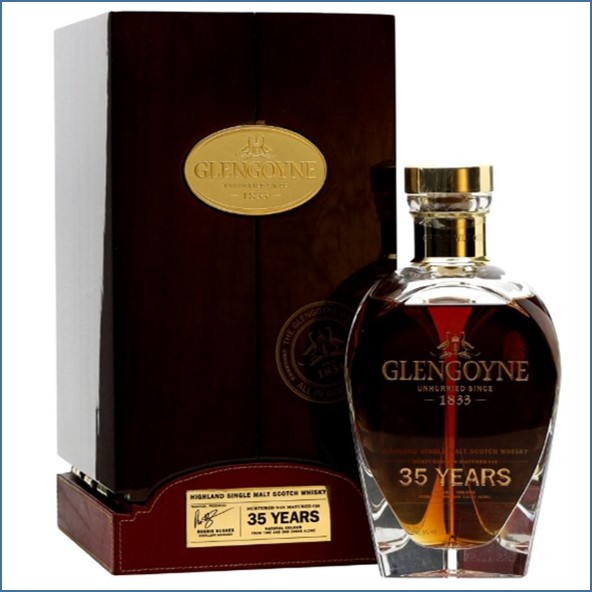 Glengoyne 35 Year Old 70cl 46.8%