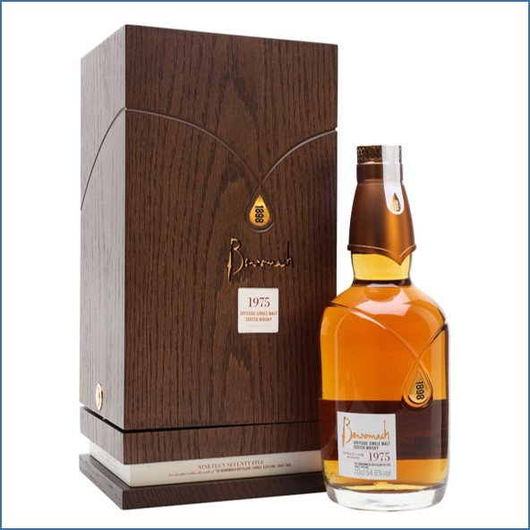 Benromach 1975 Heritage 70cl 54.6%
