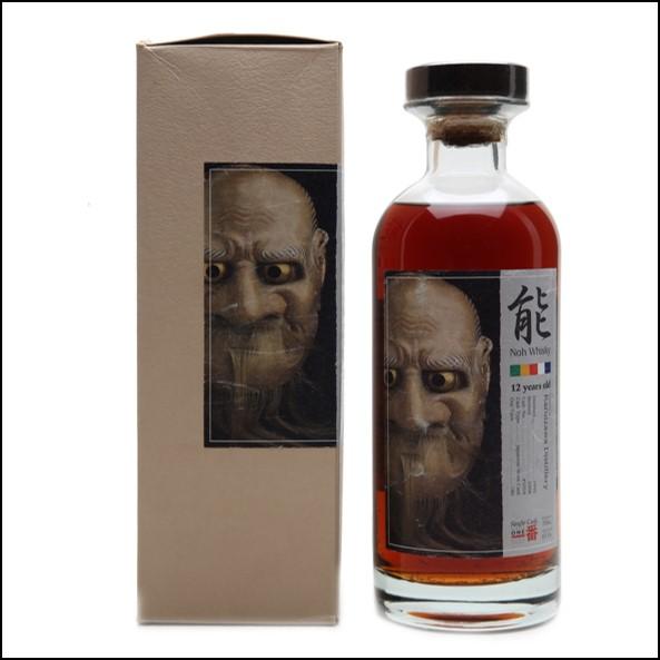 輕井澤威士忌 能  12年