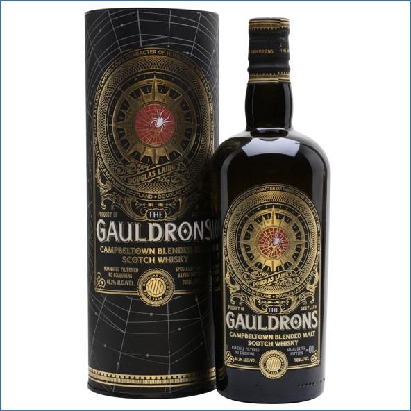 The Gauldrons Batch 1 Campbeltown Blended Malt Scotch Whisky Douglas Laing 70cl 46.2%