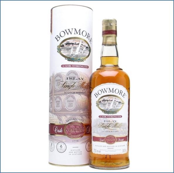 Bowmore Cask Strength Old Bottling 70cl 56%