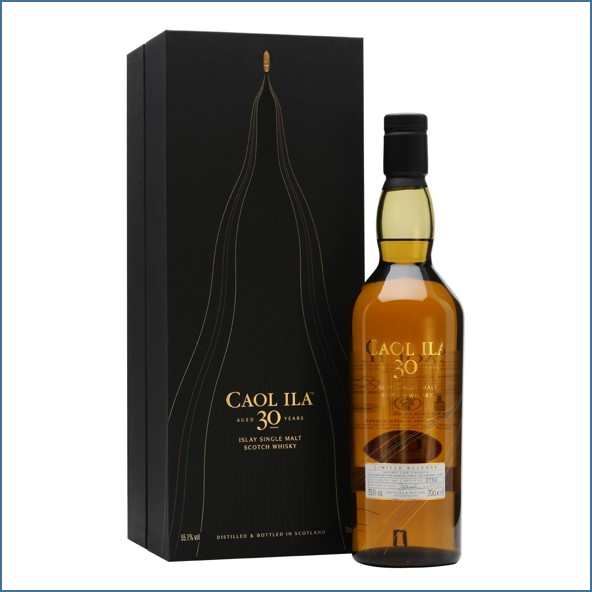 CAOL ILA 30 YEAR OLD Special Releases 1983 Bot.2014 70cl 55.1%