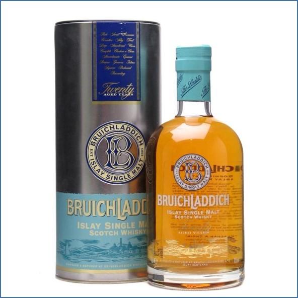 Bruichladdich 20 Year Old 1st Edition 70cl 46%