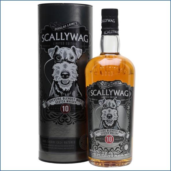 Scallywag 10 Year Old Speyside Blended Malt Scotch Whisky Douglas Laing 70cl 46%