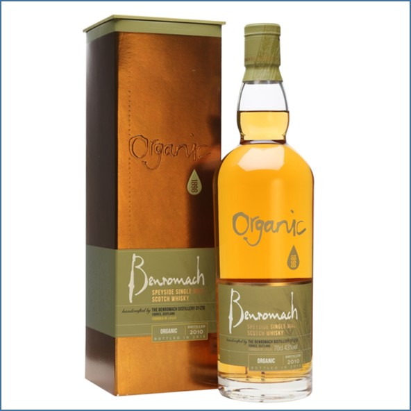 Benromach 2010  Organic Bot.2014 70cl 43%
