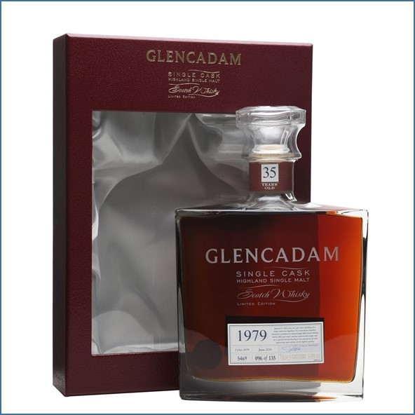 Glencadam 35 Year Old 1979 70cl 54.8%