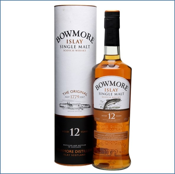 Bowmore 12 Year Old Fly Fishing 70cl 40%