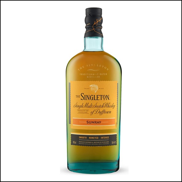 The Singleton of Dufftown Sunray 70cl 40% 蘇格登 Sunray收購