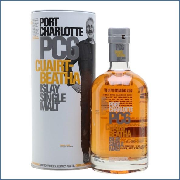 Port Charlotte PC6 Cuairt-Beatha 70cl 61.6%