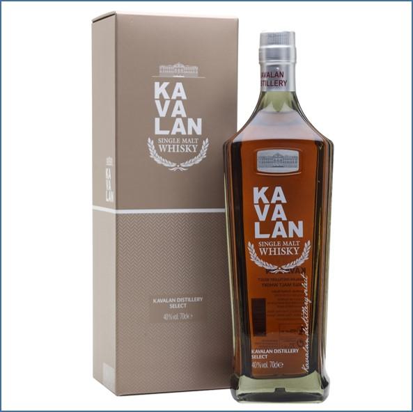 Kavalan Distillery Select 70cl 40%