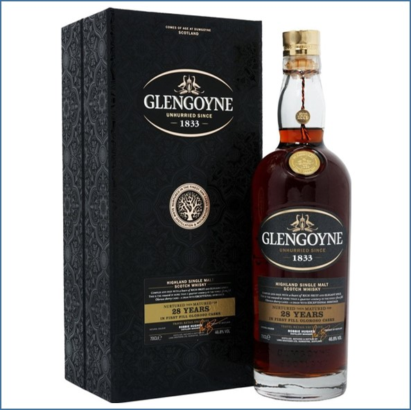 Glengoyne 28 Year Old 70cl 46.8%