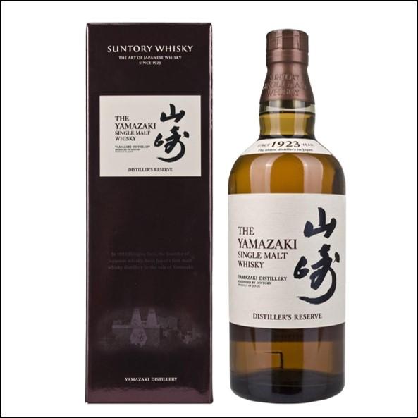 新山崎威士忌