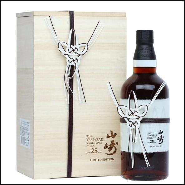 白州25年威士忌Limited Edition