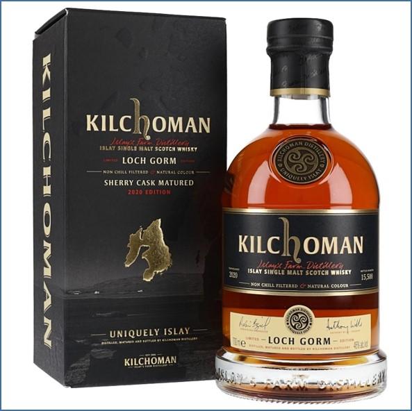 Kilchoman Loch Gorm 2020 Release Sherry Cask  70cl 46%