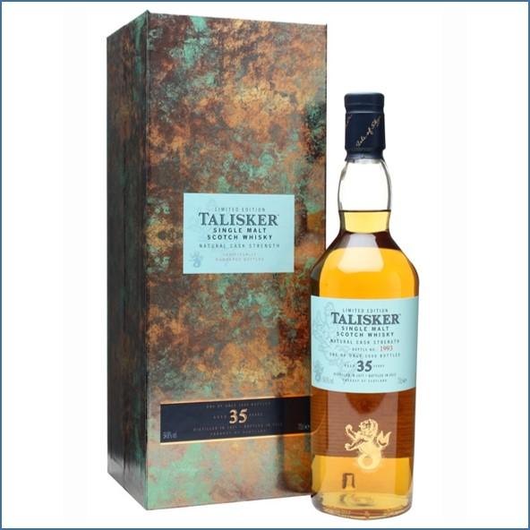 Talisker 35 Year Old 1977 70cl 54.6%