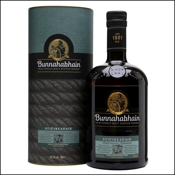 Bunnahabhain Stiuireadair 70cl 46.3%
