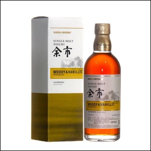 余市威士忌/香草風味