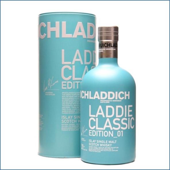 布萊迪收購 Bruichladdich Laddie classic 70cl 46%