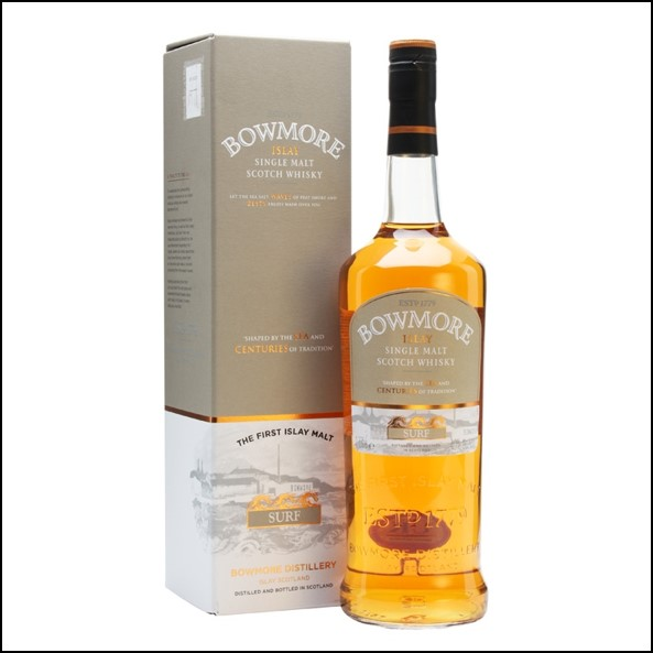 波摩 Surf  浪花波摩 Surf  浪花/Bowmore Whisky 波摩威士忌收購價格表/台灣洋酒收購中心