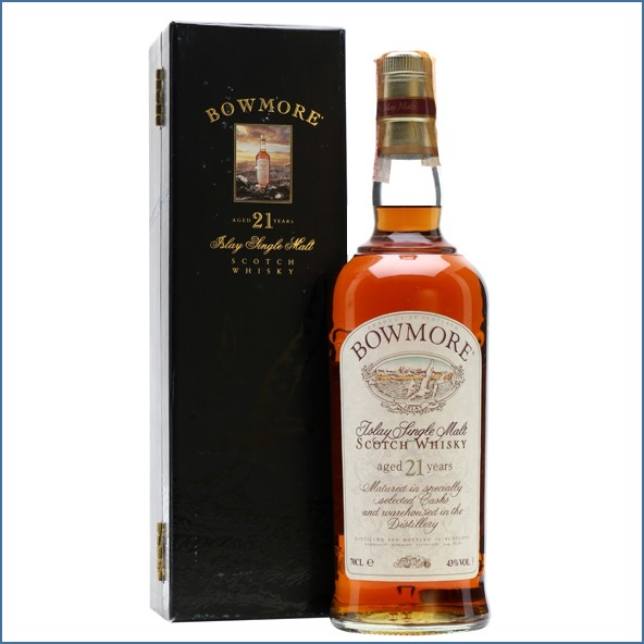 Bowmore 21 Year Old 70cl 43%