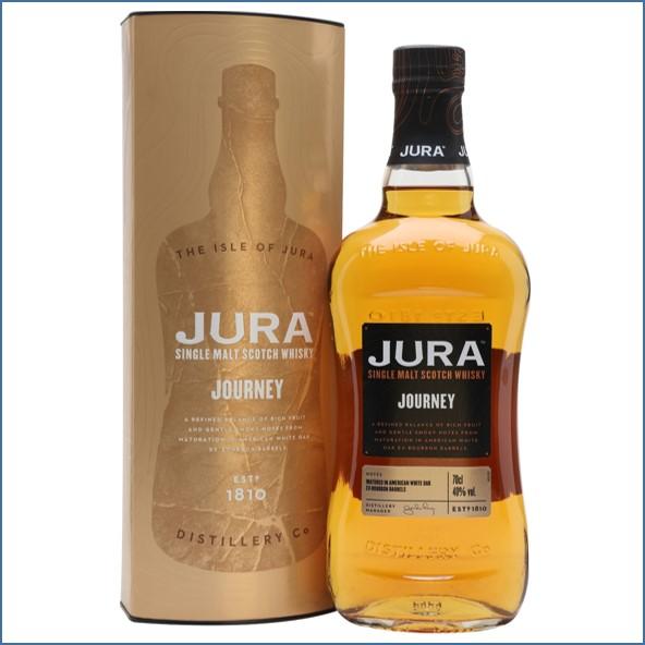 Jura Journey Island Single Malt Scotch Whisky 70cl 40%