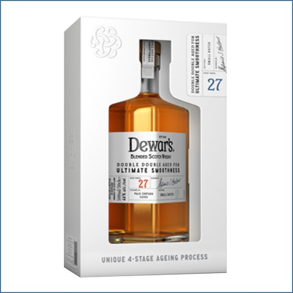 Dewar's Double Double 27 Year Old 37.5cl 46%