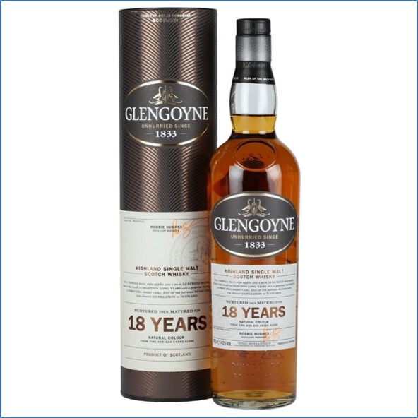 Glengoyne 18 Year Old 70cl 43%