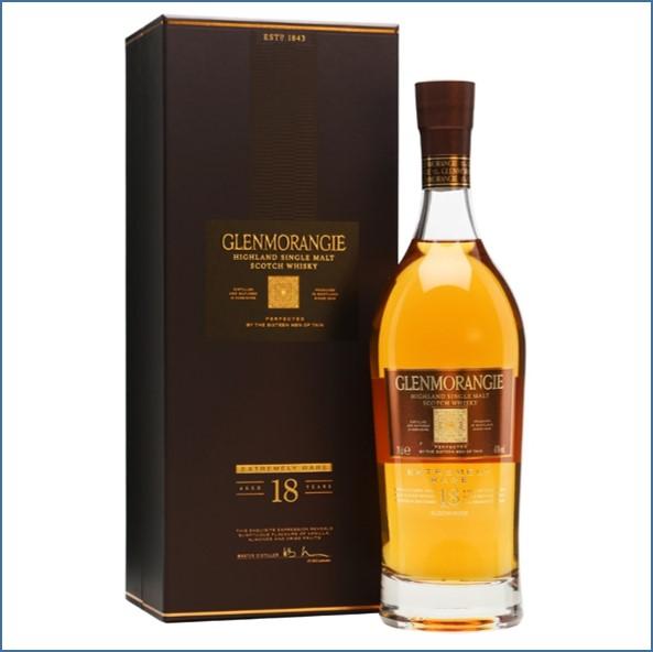 Glenmorangie 18 Year Old 70cl 43%