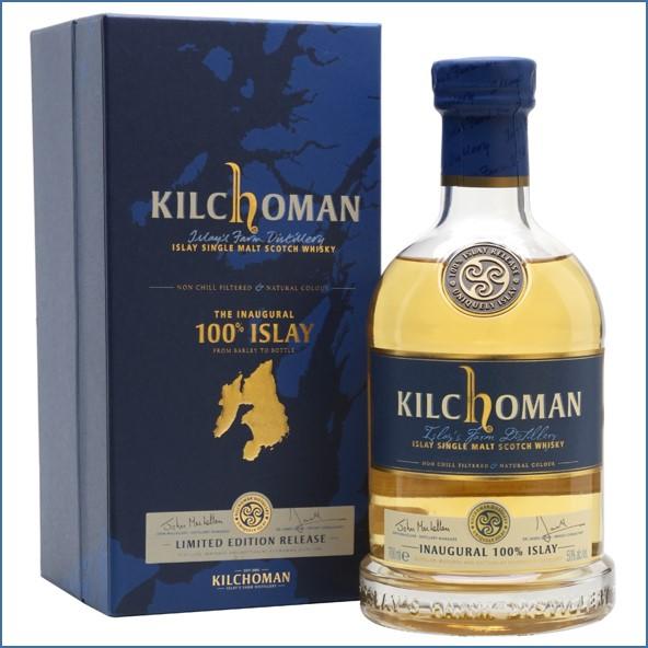 Kilchoman 100% Islay  1th Edition 70cl 50%