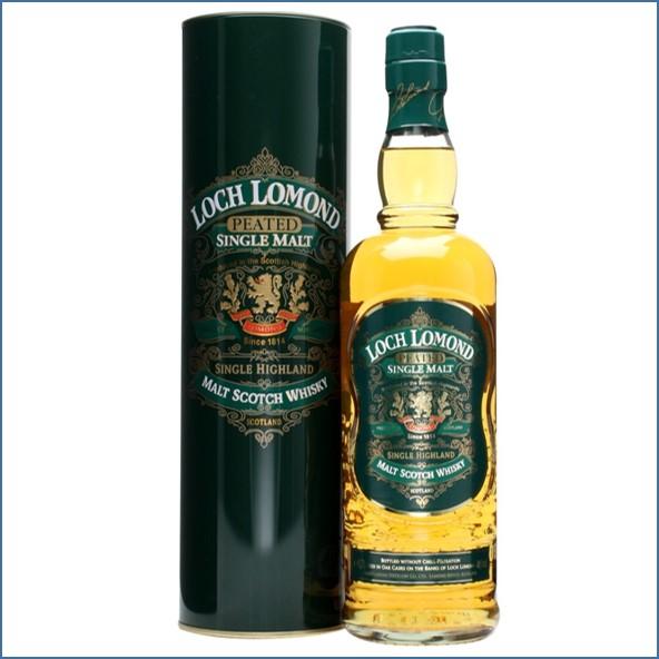 Loch Lomond Green Label Peated 70cl 46%