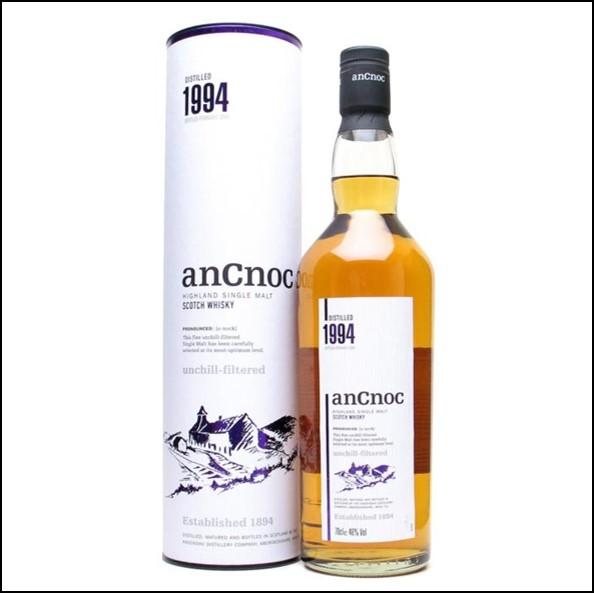 AnCnoc  1994 70cl 46%