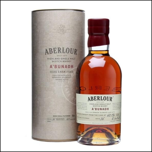 Aberlour A'Bunadh Batch 36 70cl 60.1% 收購亞伯樂單桶原酒