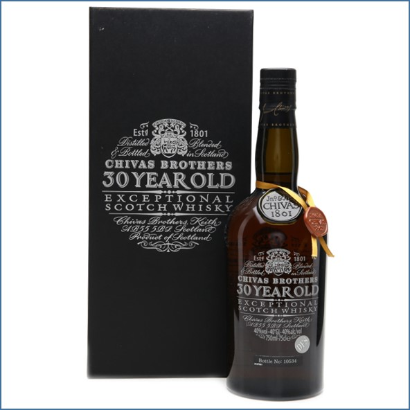 Chivas Brothers 30 Years Old 75cl 40%