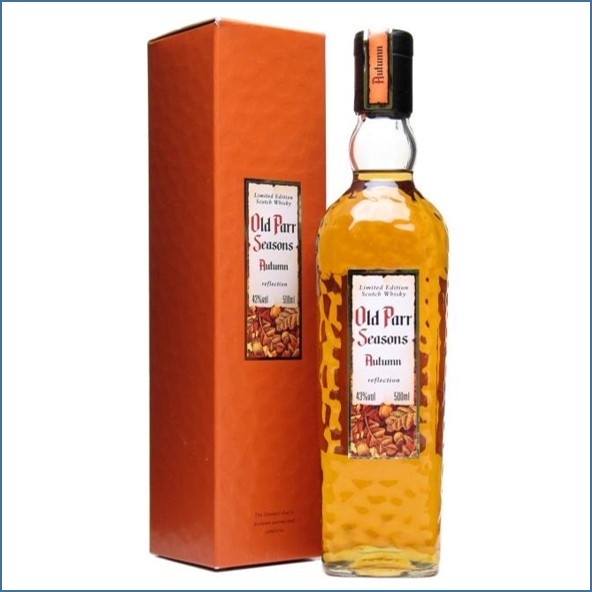 Old Parr Seasons Autumn Blended Scotch Whisky 50cl 43%