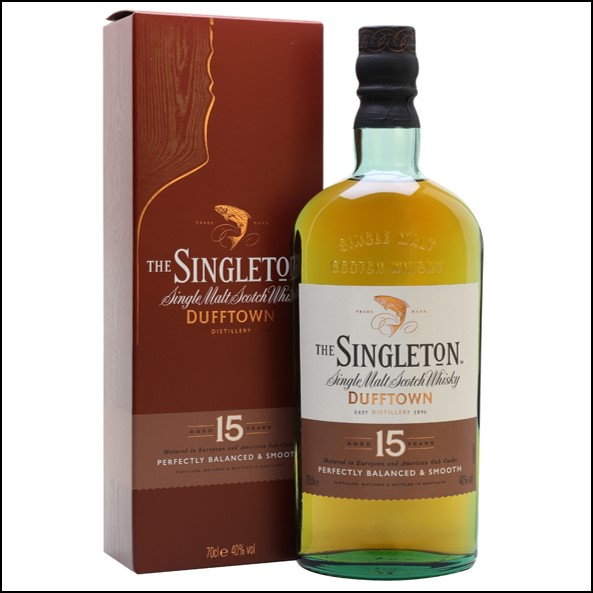 The Singleton of Dufftown 15-year-old 70cl 40% 蘇格登15年收購