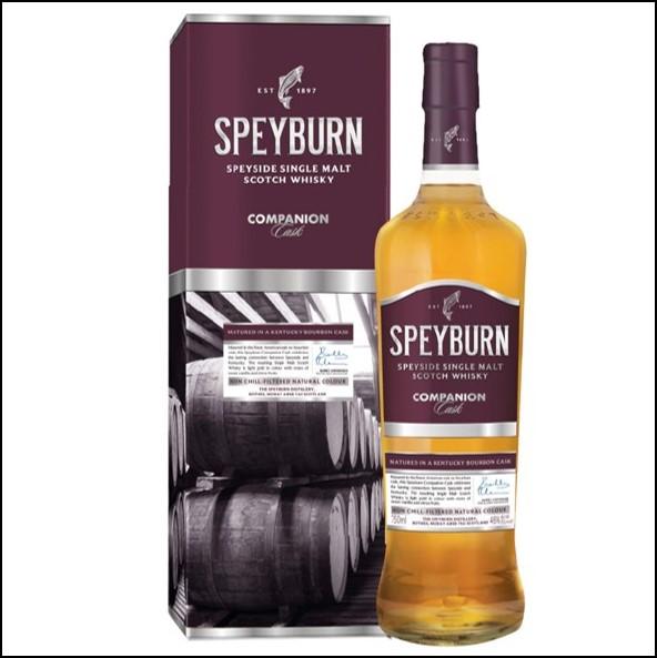 Speyburn Companion Cask 75cl 43%