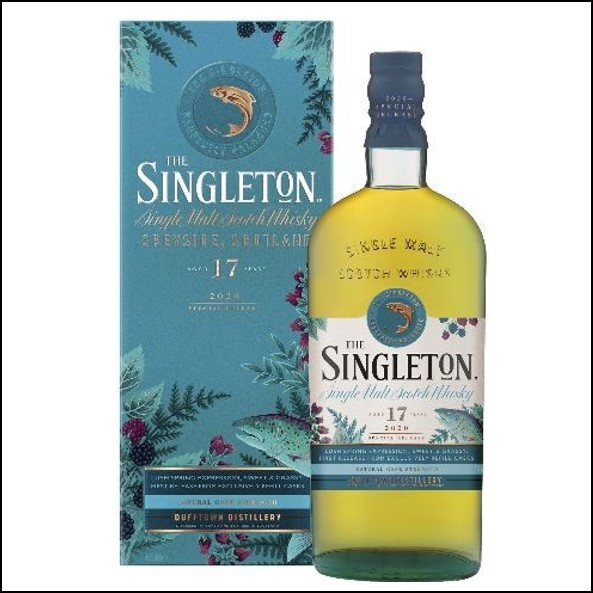 The Singleton of Dufftown 17 Year Old 70cl   55.1%