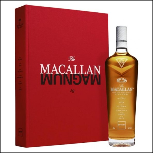 Macallan Masters of Photography Magnum Edition 70cl 44%
