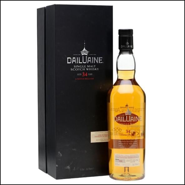 收購大雲威士忌/ Dailuaine 1980 34 Year Old Special Releases 2015 Speyside Single Malt Scotch Whisky 70cl 50.9%