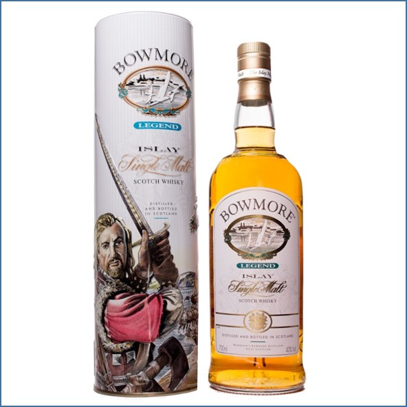 Bowmore Legend of the Gruinard  70cl 40%